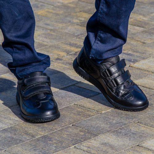 Мокасины для мальчиков 985   Детские туфли оптом и дропшиппинг