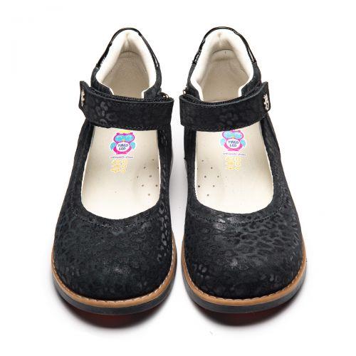 Туфли для девочек 988 | Детские туфли оптом и дропшиппинг