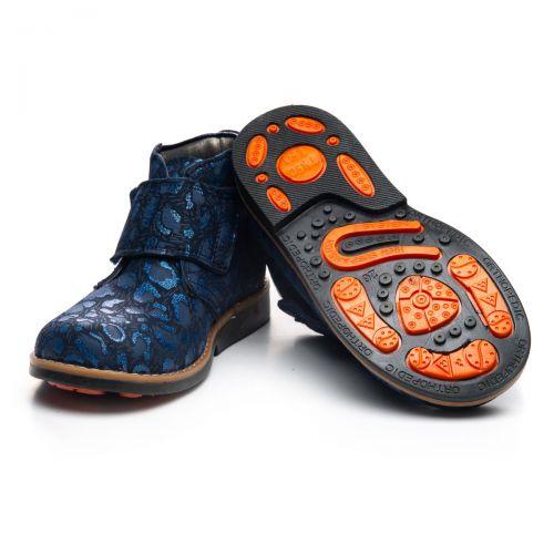 Ботинки для девочек 993 | Детская обувь 14,6 см оптом и дропшиппинг