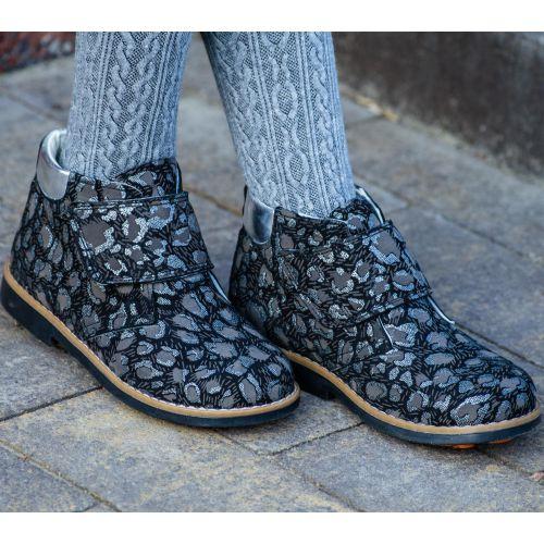 Ботинки для девочек 995 | Детская обувь 14,6 см оптом и дропшиппинг