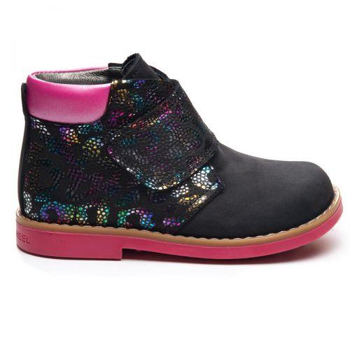 Ботинки для девочек 996   Детская обувь 14,6 см оптом и дропшиппинг