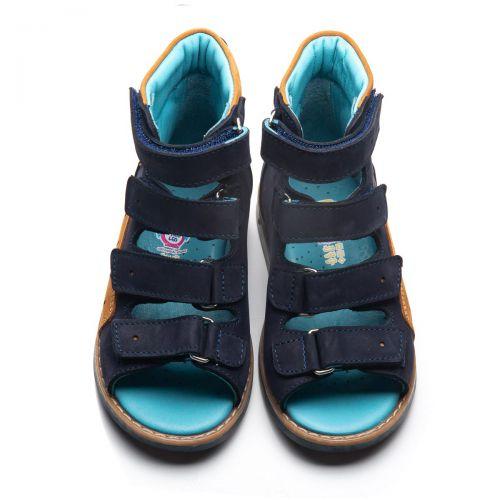 Ортопедические босоножки для мальчиков 998 | Высокая детская обувь оптом и дропшиппинг