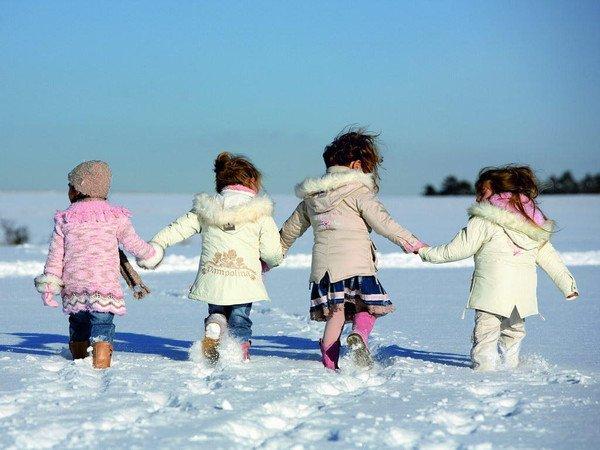 Детская обувь для первых холодов