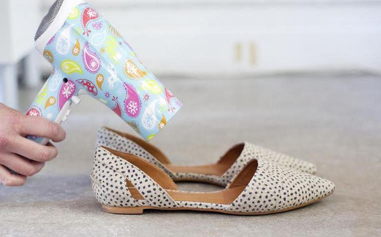 Як розтягнути дитяче взуття в домашніх умовах 150ceaa8e846b