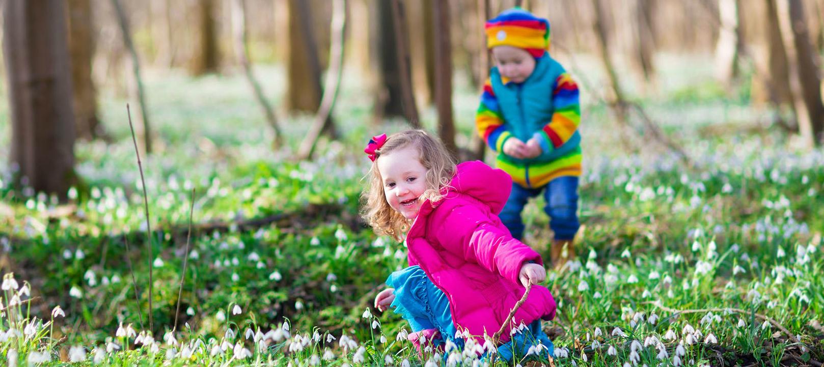 Какую обувь носить детям весной?
