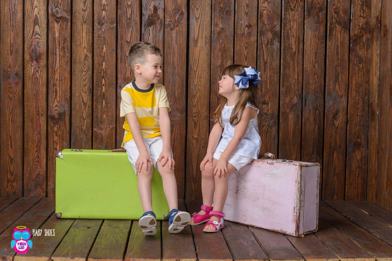 Правильная обувь для детей