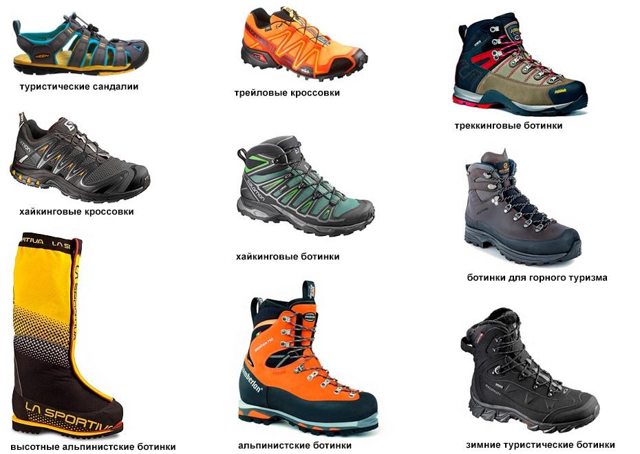 Що таке трекінгове взуття і навіщо воно потрібне 921fd9b62ae6c