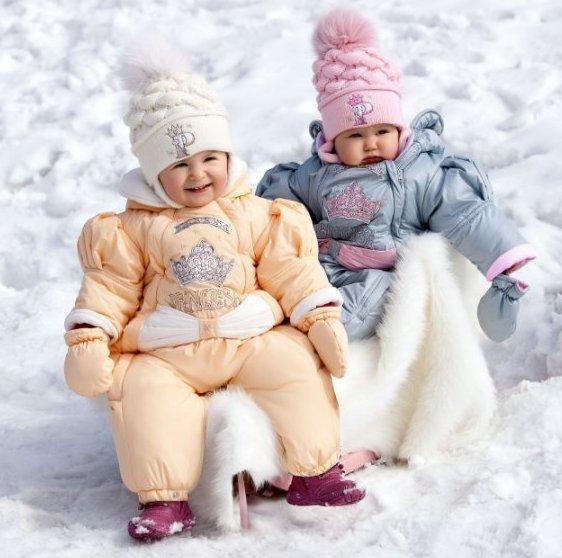 Вибір зимового взуття для немовлят 339cbf6f2c7e4